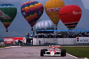 Szósta najdłuższa przerwa w historii F1