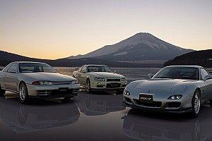 В GT Sport появились режим карьеры и 12 новых машин