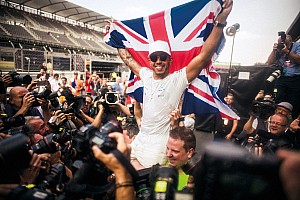 Formula 1 Interview How Hamilton won what he'd waited years for