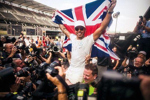 Hamilton: 2017 en iyi sürüşümdü