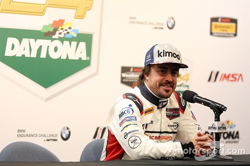 Exklusiv: Fernando Alonso startet dank GM-Deal in Daytona