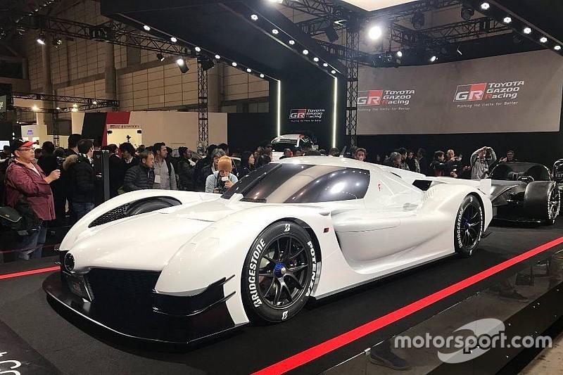 Toyota сделала из машины для «Ле-Мана» дорожный гиперкар