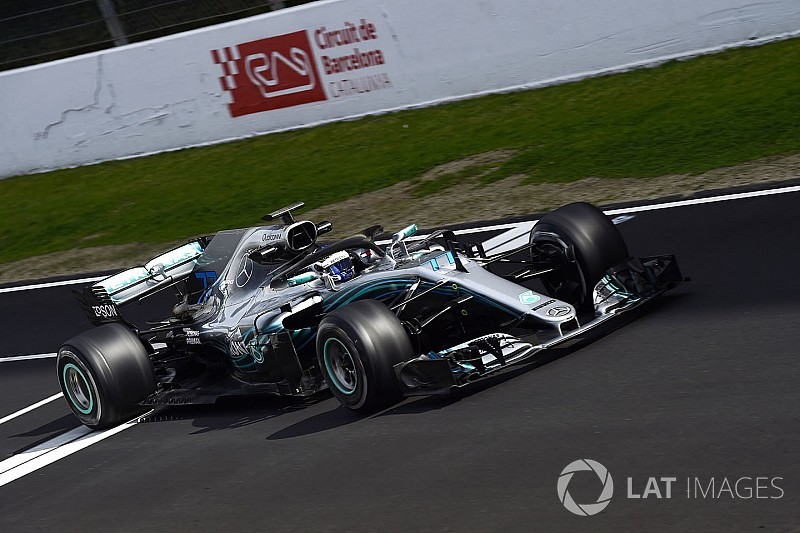 "Mercedes n'a pas ""ressenti le besoin"" d'aller chercher un chrono"