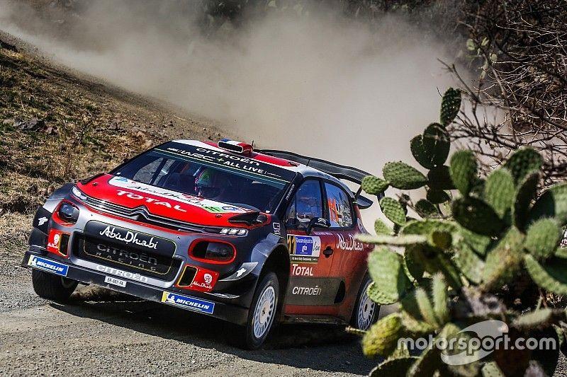 WRC Rallye Mexiko 2018: Sebastien Loeb kämpft sich heran