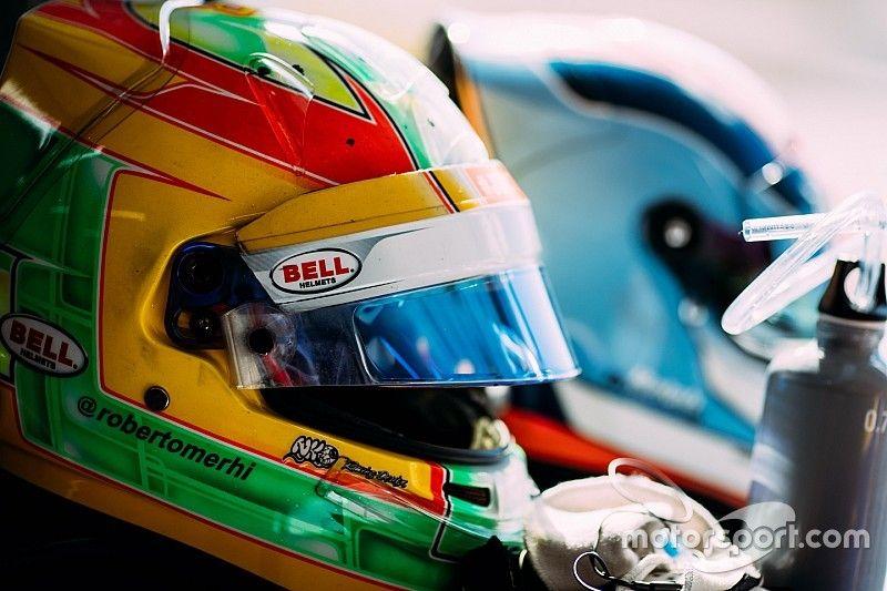 Roberto Merhi correrá en Bahrein con MP Motorsport