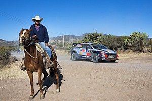 Galería: El Rally México en fotos