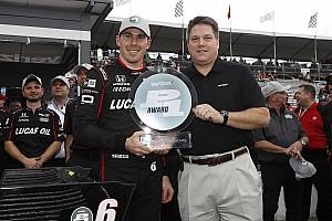 IndyCar Sıralama turları raporu St. Pete IndyCar: Wickens ilk yarışında pole'de