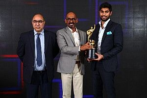 Reddy crowned Motorsport Person of the Year by FMSCI