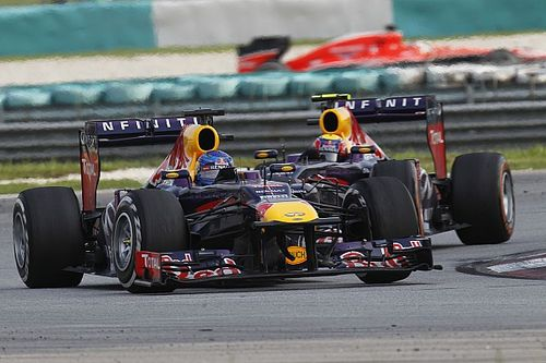 "Teamchef enthüllt: Deshalb hat Vettel ""Multi 21"" ignoriert"