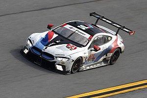 Catsburg tevreden over productief debuut van BMW M8 GTE