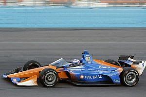 IndyCar tuntaskan tes perdana aeroscreen