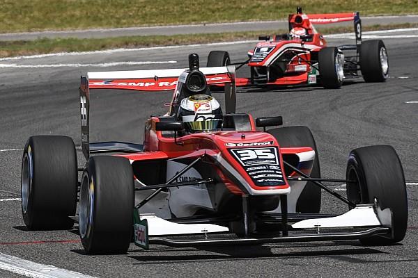 ALTRE MONOPOSTO Gara Robert Shwartzman regala il titolo TRS alla Ferrari Driver Academy