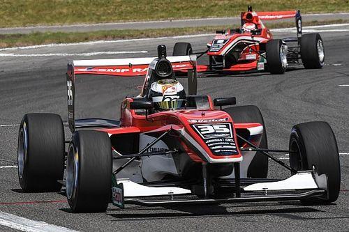 Ferrari junior Shwartzman claims TRS crown in dramatic finale