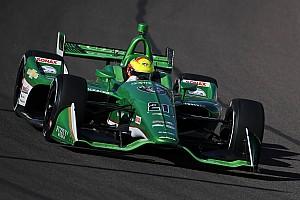 IndyCar Noticias de última hora Spencer Pigot se siente