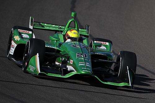 """Pigot """"fully ready"""" for full-time IndyCar role"""