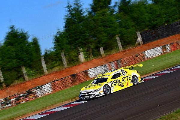 Líder do campeonato, Serra vence corrida 1 em Tarumã