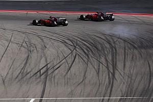 Ferrari'de yeni güncellemeleri sadece Vettel almış