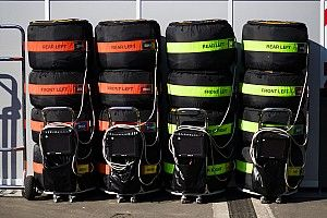Mediums spurned as F1 teams make Brazilian GP tyre choices