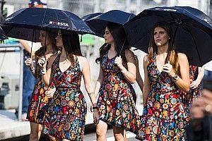 Ecclestone sebut pelarangan grid girl di F1 munafik