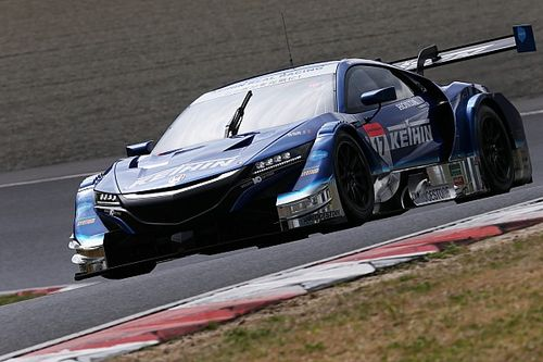 Okayama Super GT: Honda wins, Button takes surprise second