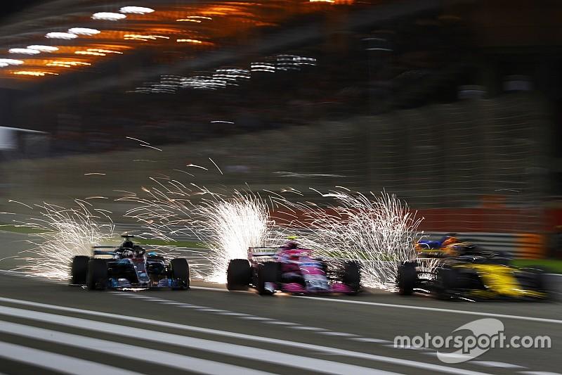 GP Bahrain tambah zona DRS ketiga