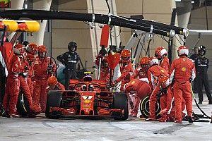 ピットストップ時の事故で負傷したフェラーリのクルー、手術成功