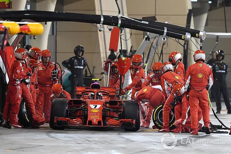 Injured Ferrari Mechanic Undergoes Successful Surgery