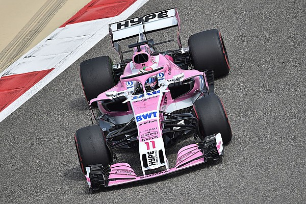 Force India won't race new front wing in Bahrain