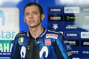 Rossi anggap permintaan maaf Marquez hanyalah pencitraan