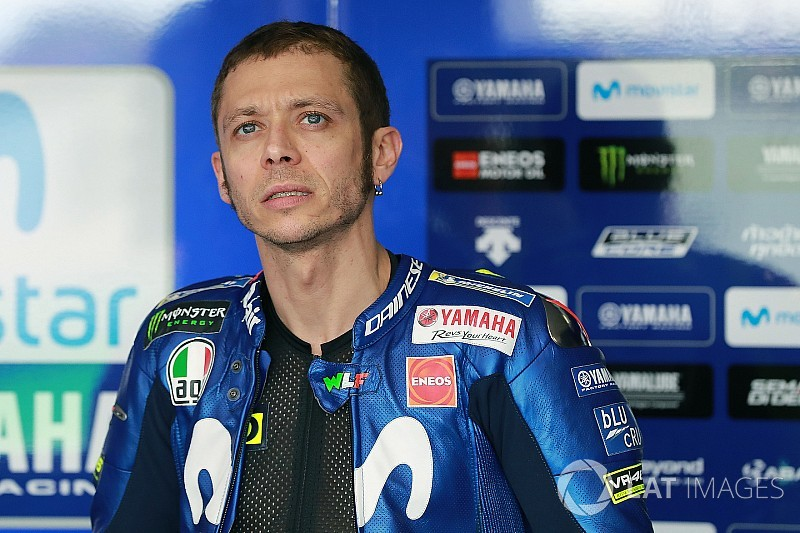 """Rossi blikt vooruit: """"Herstel belangrijk na slecht weekend"""""""