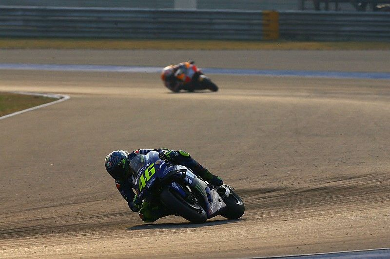 """Rossi: """"Pedrosa had minimaal één wereldtitel verdiend"""""""