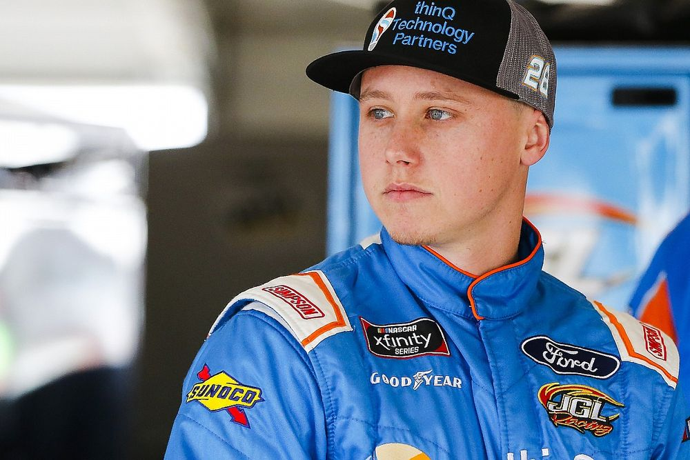 Dylan Lupton to compete in Xfinity and Trucks this season
