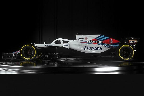 Formule 1 Special feature Vergelijk de Williams FW41 met de 2017-bolide
