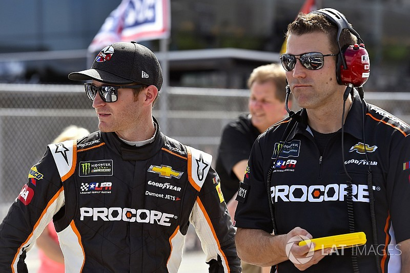 "Kahne's former crew chief ""didn't see eye to eye"" with team owner"