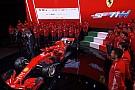 Formula 1 Video: ecco lo stickering della Ferrari SF71H