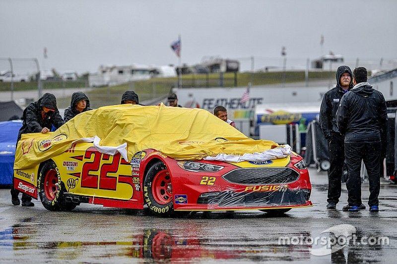 """Algunas pistas de NASCAR tendrán una """"garantía climática"""" para los aficionados"""
