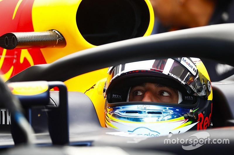 Hungaroring, Libere 1: Ricciardo svetta davanti a Vettel, Hamilton è quinto