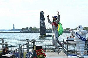 New York ePrix: di Grassi kazandı, Vergne şampiyon oldu!