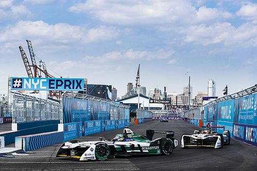 FE New York: Audi kampioen na valse start van Lotterer