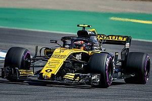 Sainz, cauto tras ver el rendimiento de Haas en Alemania