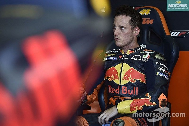 """Espargaro """"couldn't feel arms or legs"""" after Brno crash"""
