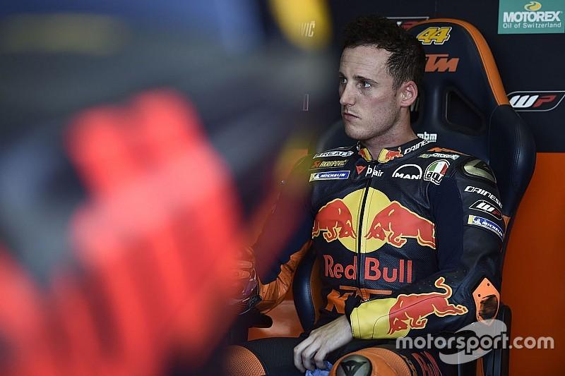 """Espargaró no podía sentir """"ni los brazos ni las piernas"""" tras su accidente en Brno"""