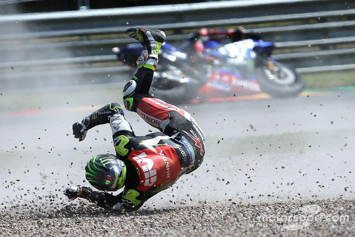 Galeri: 2018 MotoGP sezonundaki kazalar