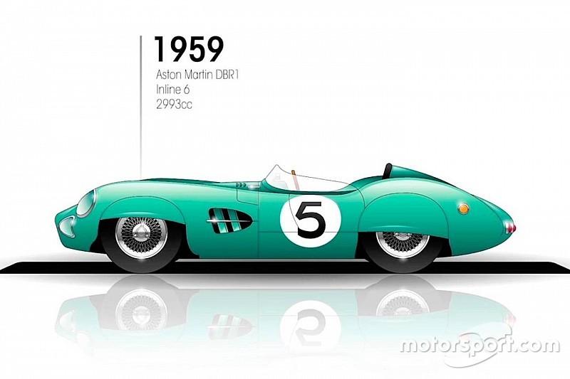Jak Aston Martin wygrał 24h Le Mans w 1959 roku?
