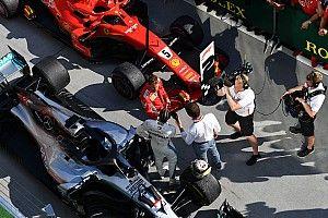 Hamilton y Vettel se alistan a usar motores mejorados en Bélgica