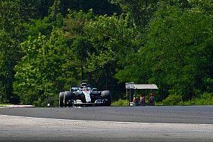 Mercedes muss einsehen: Ferrari und Red Bull schneller