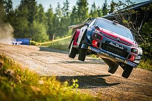 Ostberg jeździł C3 WRC