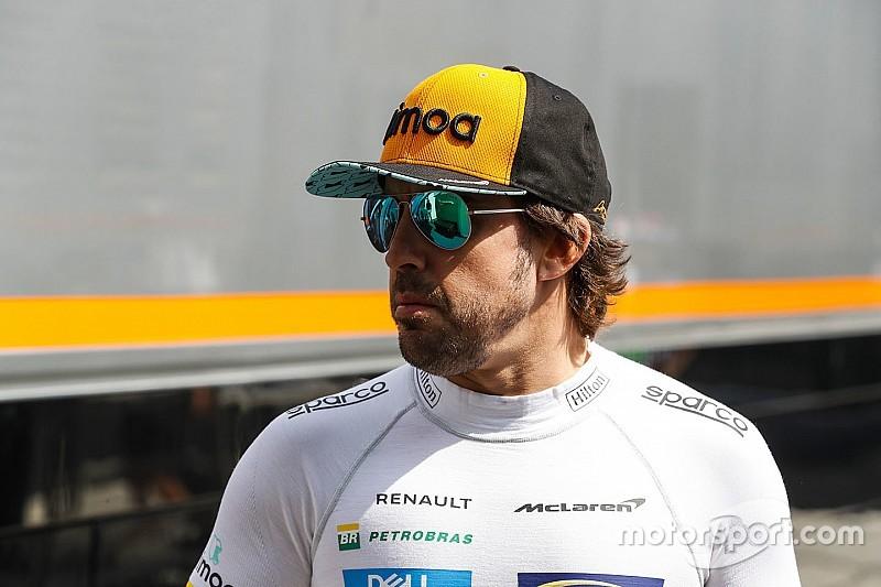 """Alonso admite que decisão foi tomada """"há alguns meses"""""""