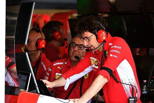 """Le président de Ferrari nie """"rupture"""" et """"désaccords"""""""