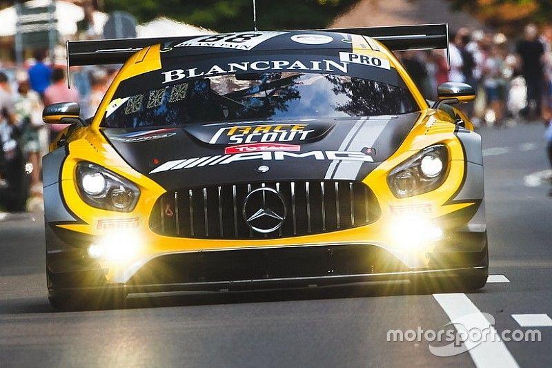 Il team AKKA ASP si conferma in vetta nelle Libere 2 dell'Hungaroring grazie a Raffaele Marciello